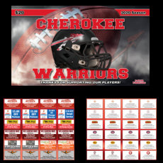 Cherokee Warriors Discount Card